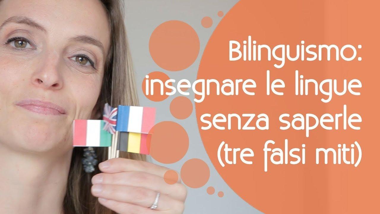 Read more about the article Bilinguismo bambini: crescerli bilingue senza conoscere le lingue