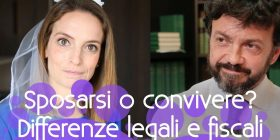 Sposarsi o convivere? Quali differenze legali e fiscali in Italia oggi?