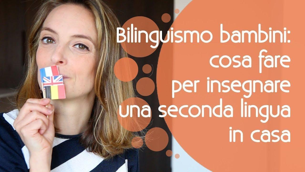Read more about the article Insegnare le lingue ai bambini: quando cominciare
