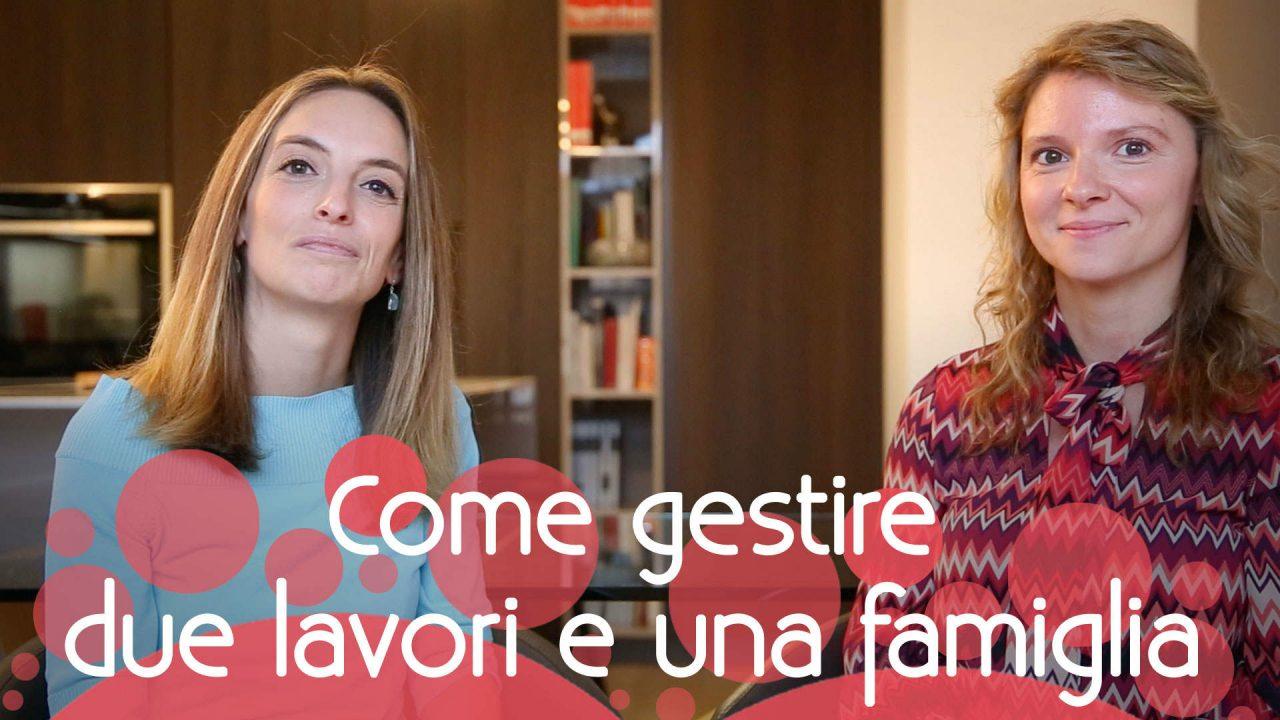 Read more about the article Una mamma con due lavori: come gestire tutto al meglio
