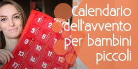 Il calendario dell'Avvento per bambini: un'idea facile e veloce