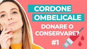 Cordone ombelicale: donazione pubblica