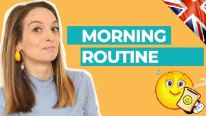 La routine del mattino in inglese per crescere figli bilingue