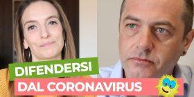 Coronavirus: come difendersi in gravidanza e in famiglia