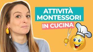 Attività di casa per bambini dai 2 ai 3 anni con il metodo Montessori