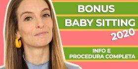 Come richiedere il bonus baby sitter 2020: una guida pratica
