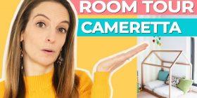 Come ho organizzato la cameretta: room tour e consigli pratici