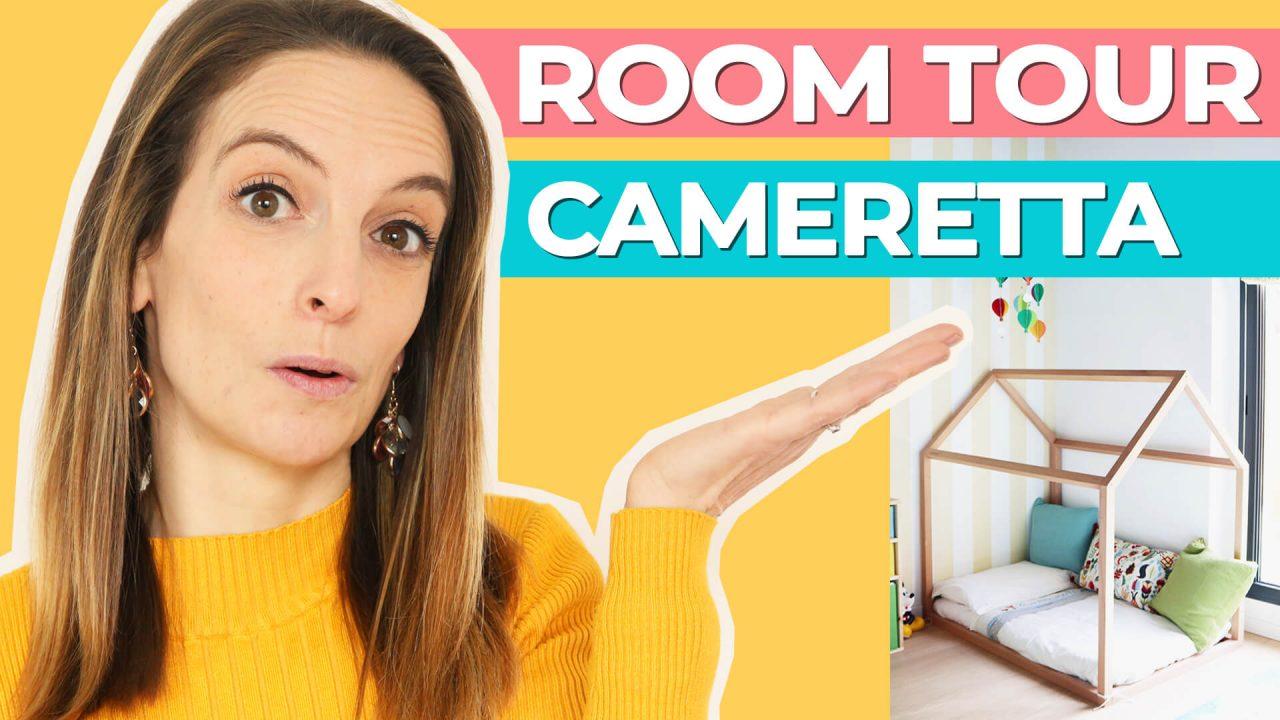 Read more about the article Come ho organizzato la cameretta: room tour e consigli pratici