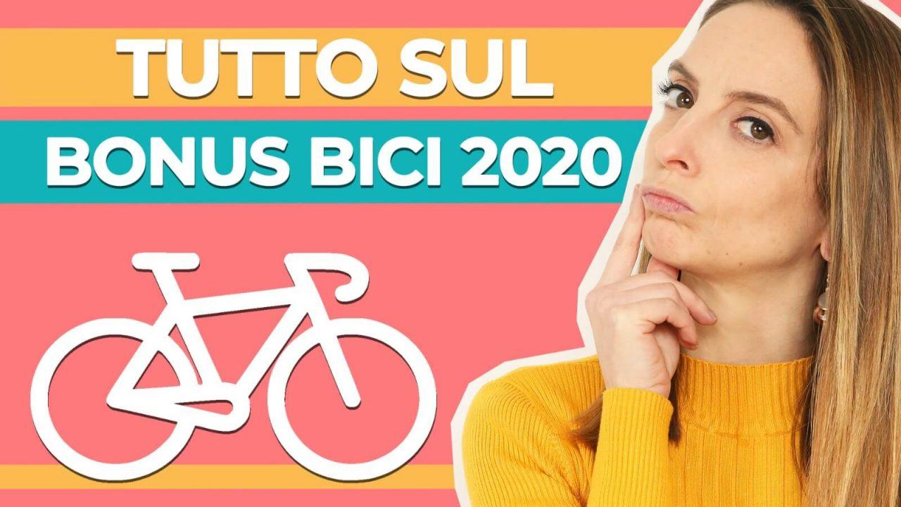 Read more about the article Bonus bici 2020: a chi spetta, come richiederlo e come usarlo