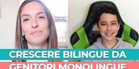 Crescere figli bilingue senza esserlo: l'esperienza di Eddie