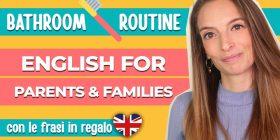 Come insegnare l'inglese ai bambini piccoli: andiamo in bagno!