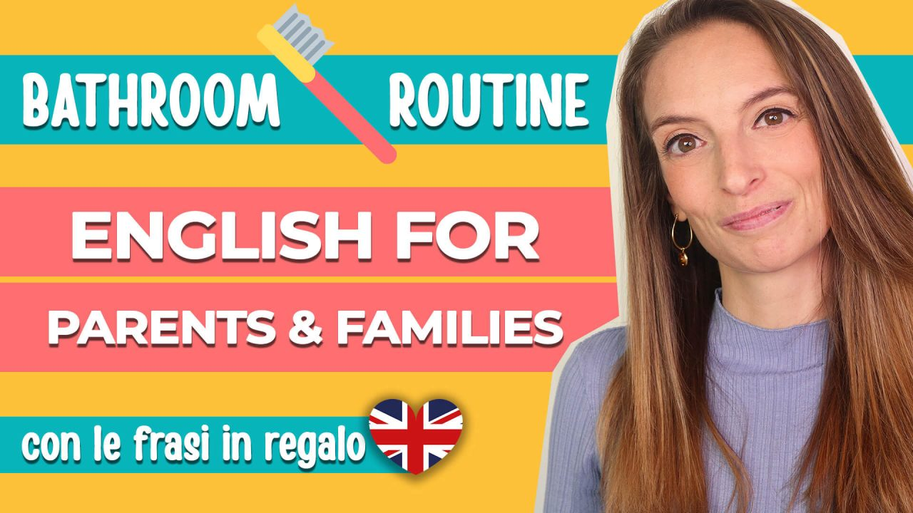 Read more about the article Come insegnare l'inglese ai bambini piccoli: andiamo in bagno!