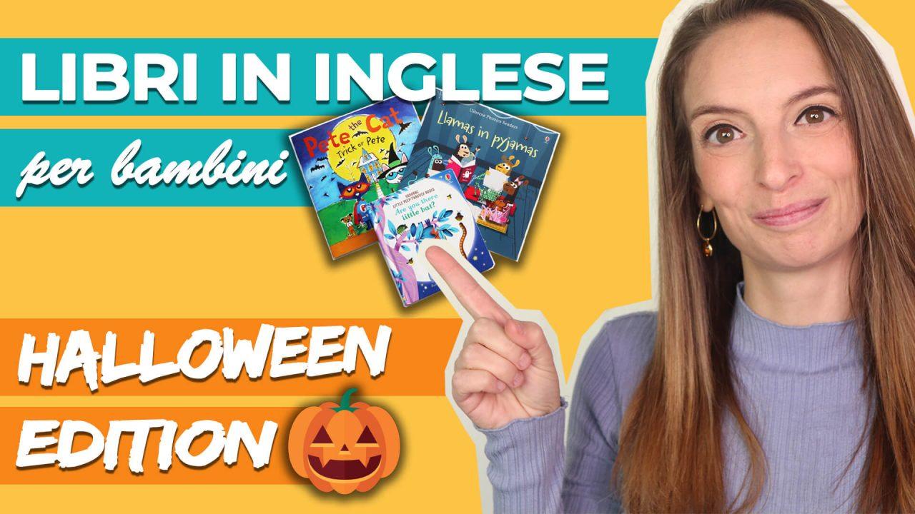 Read more about the article Libri in inglese per bambini: le scelte per Halloween