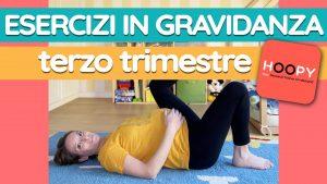 Esercizi gravidanza: allenamento terzo trimestre
